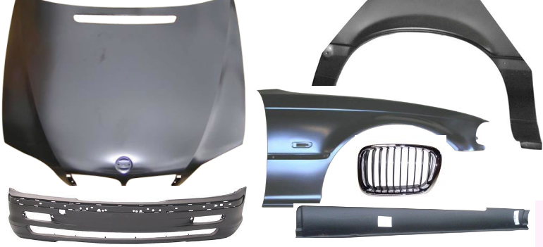 Car Part Com Used Auto Parts >> Body Panels: Body Panels Car